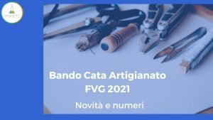 Bando Cata Artigianato FVG 2021