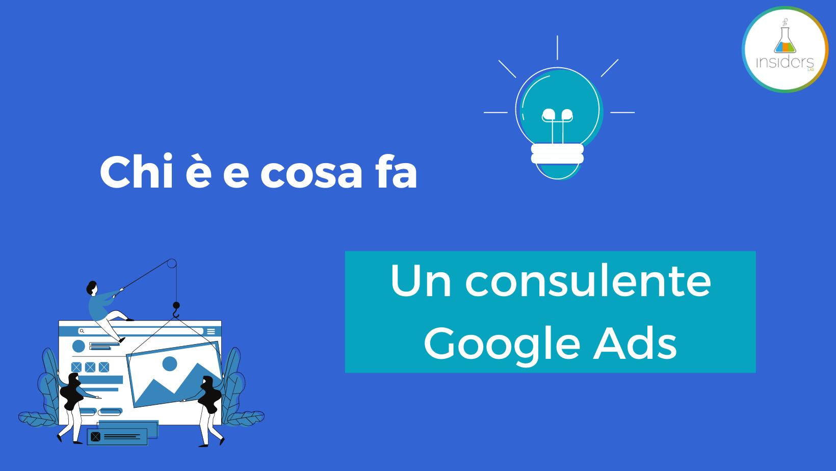 Consulente Google Ads