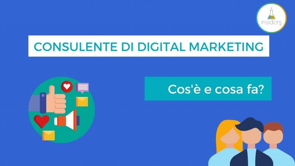 Consulente di Digital Marketing