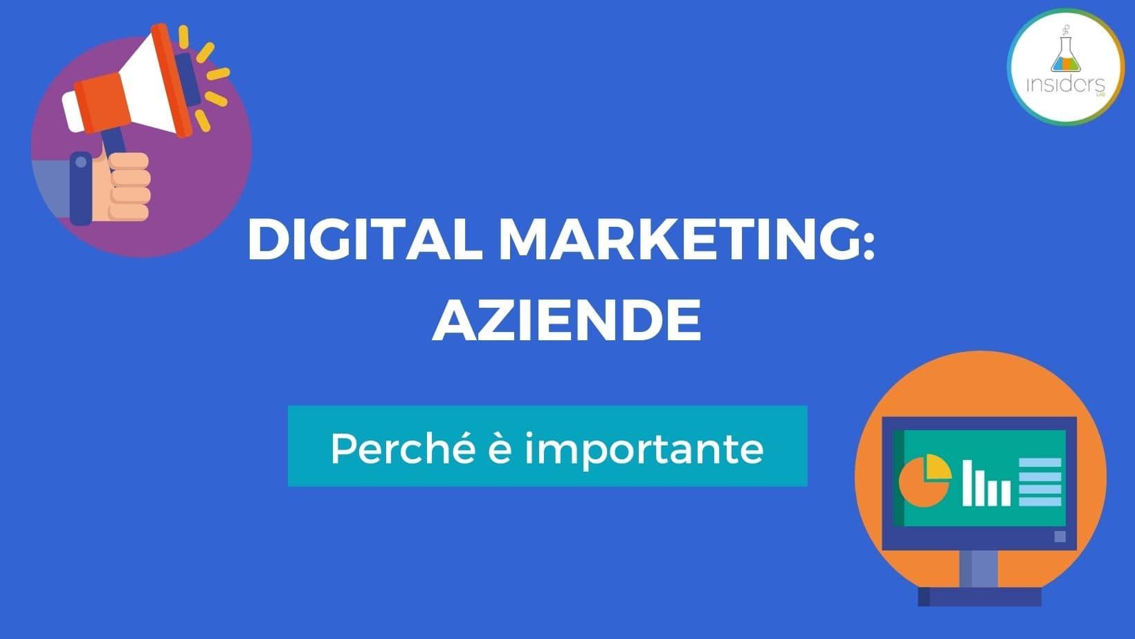 Digital Marketing per aziende