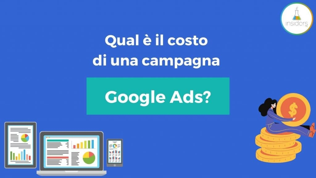 Google Ads costi