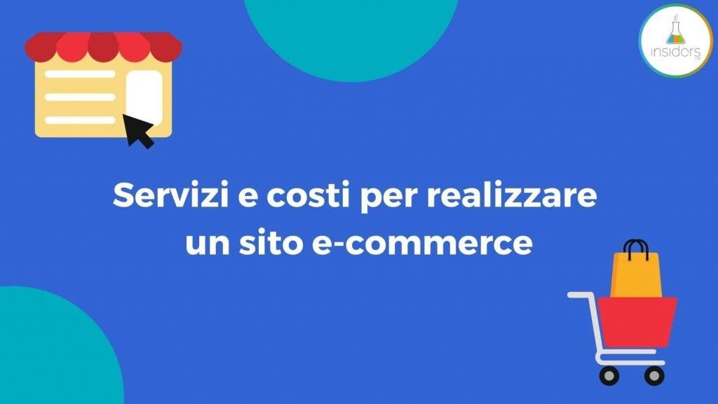 costo siti e commerce