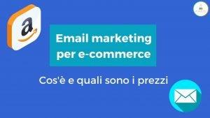 email marketing prezzi